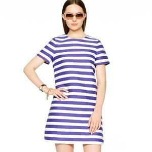 Kate Space Yarn Dyed Striped Shift Dress